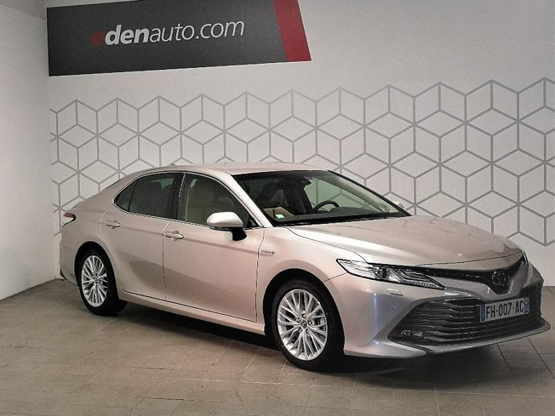TOYOTA Camry Hybride 218ch Lounge