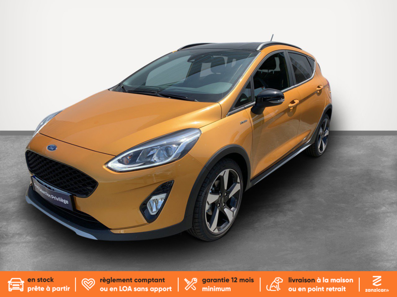 FORD Fiesta Active 1.0 EcoBoost 85ch S&S Euro6.1