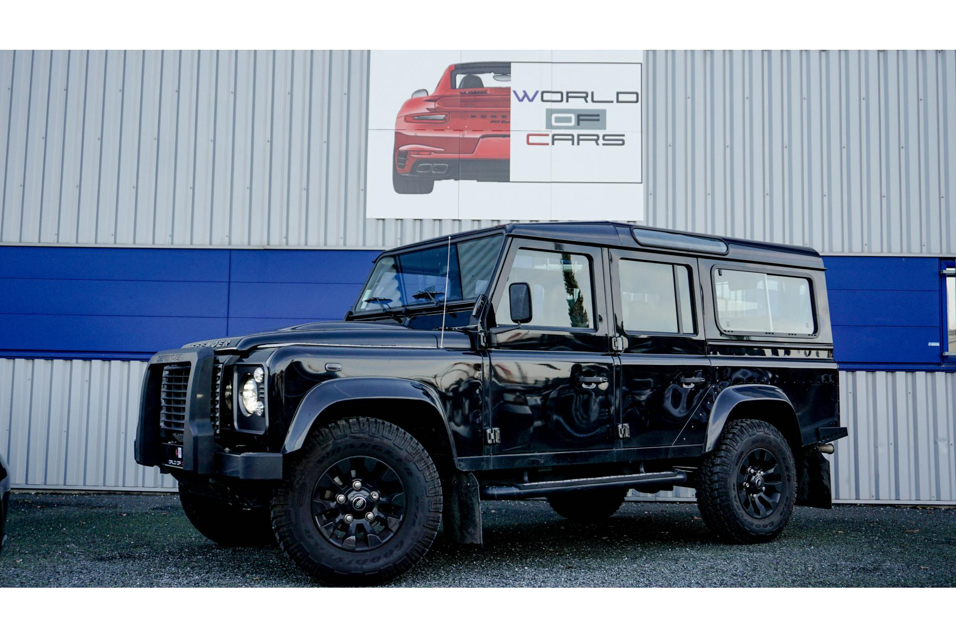 LAND-ROVER Defender 110 Crew Cab SE Mark VI
